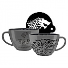 HRNEK GAME OF THRONES  - Stark cappuccino 630 ml (Merchandise)