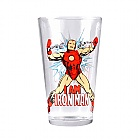 SKLENICE IRON MAN 450 ml (Merchandise)