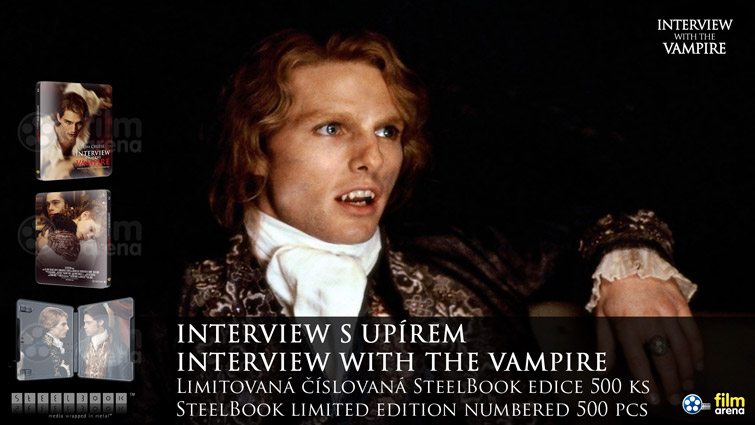 Interview with the Vampire Numbered