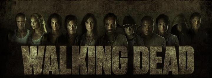 The Walking Dead/Živí mrtví 1.2.3 serie cz dabing