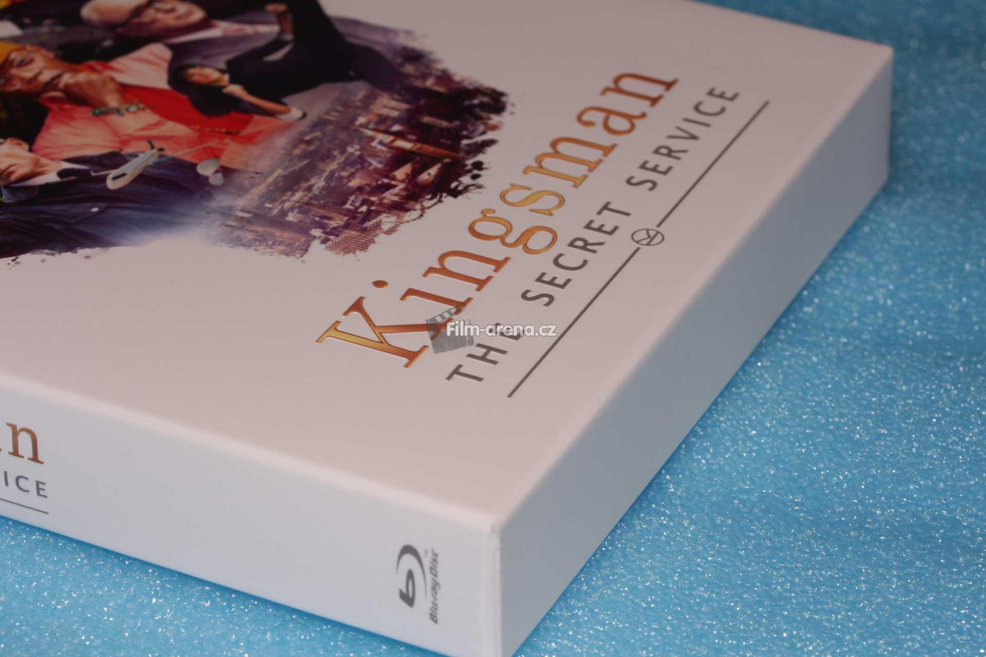 Film Kingsman Tajn Slu C Beba